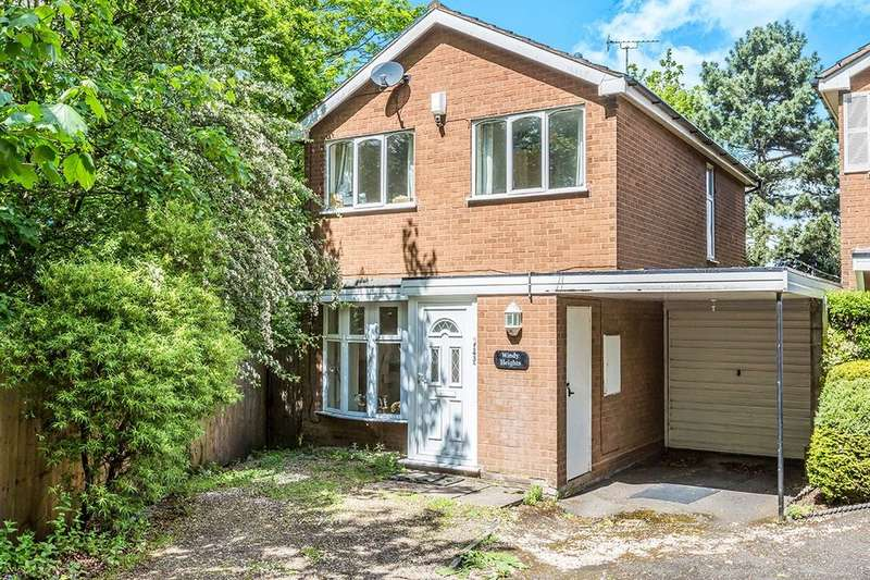 3 Bedrooms Detached House for sale in Newton Road, Great Barr, Birmingham, B43