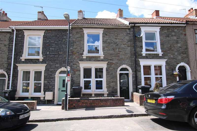 2 Bedrooms Terraced House for sale in Unity Street, Kingswood, Bristol