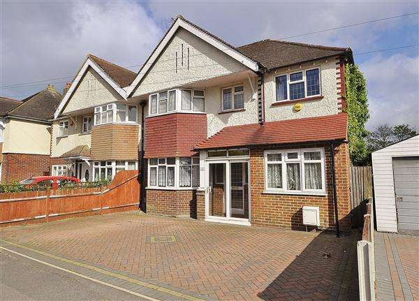 5 Bedrooms Semi Detached House for sale in ASHFORD TN23