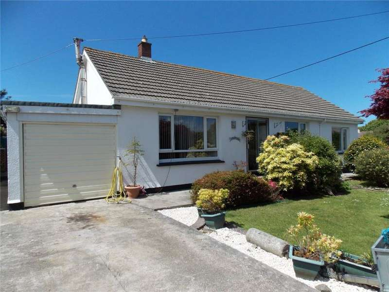 3 Bedrooms Detached Bungalow for sale in West Tolgus, Redruth