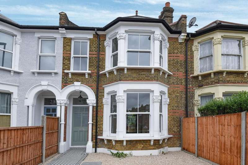4 Bedrooms Terraced House for sale in Hither Green Lane, Hither Green, SE13