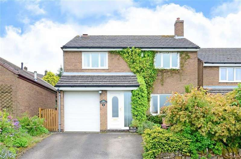 4 Bedrooms Detached House for sale in 2, Bull Lane, Matlock, Derbyshire, DE4