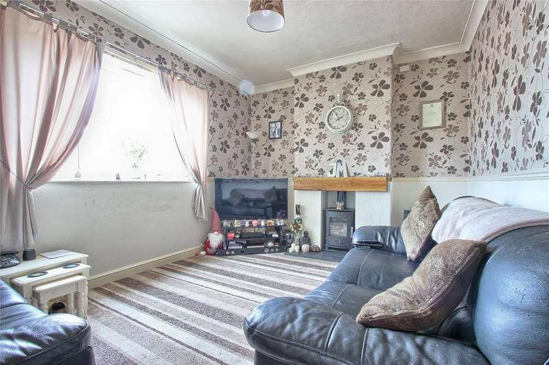 2 Bedrooms End Of Terrace House for sale in Laburnum Road, Redcar