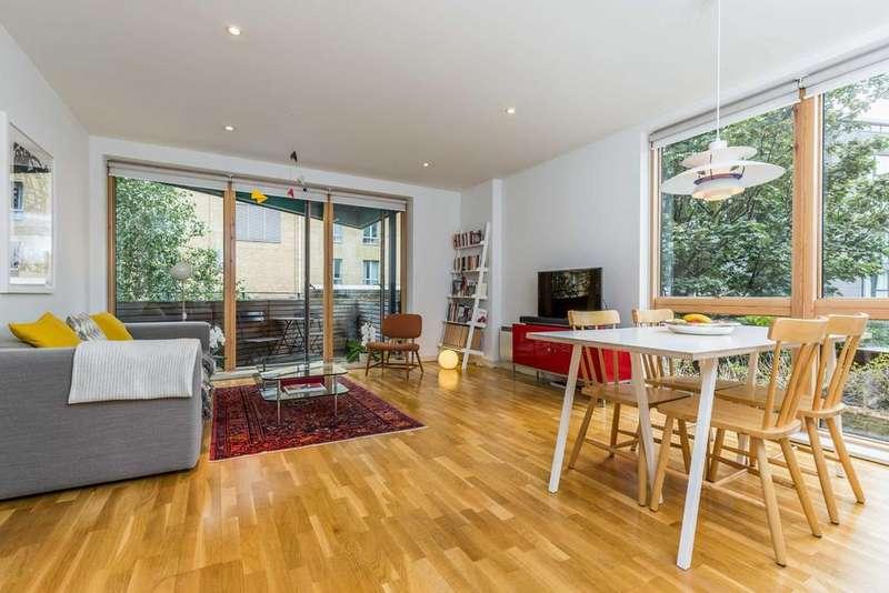 1 Bedroom Flat for sale in Provost Street, N1