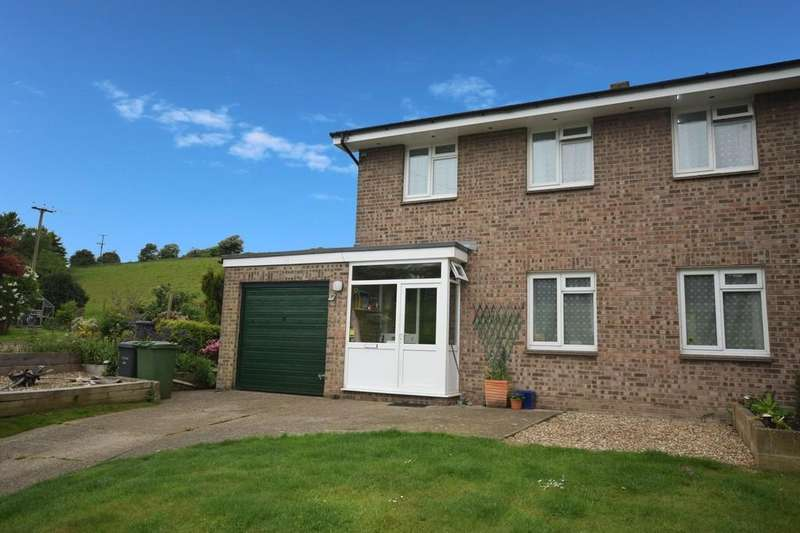 3 Bedrooms Semi Detached House for sale in Main Road, Chillerton