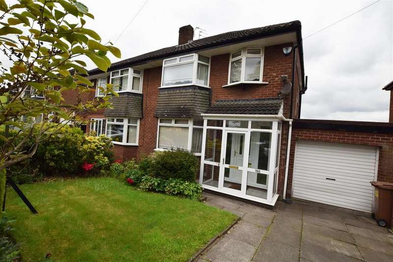 3 Bedrooms Semi Detached House for sale in Kirkway, Alkrington, Middleton