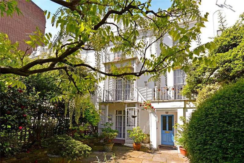 5 Bedrooms Terraced House for sale in St. Petersburgh Place, London, W2