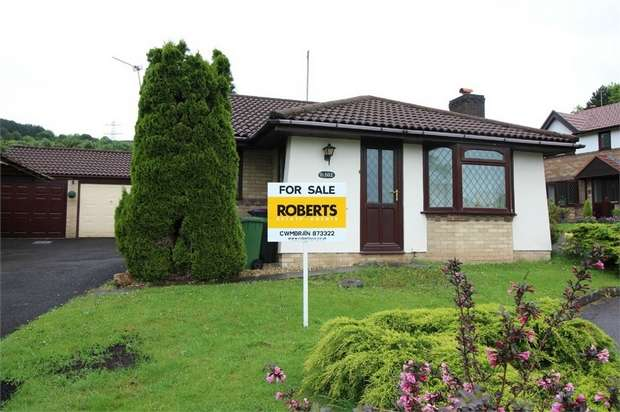 2 Bedrooms Detached Bungalow for sale in Ashleigh Court, Henllys, CWMBRAN, Torfaen