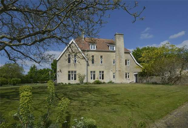 6 Bedrooms Detached House for sale in The Old Vicarage, Lower Westwood, Wiltshire