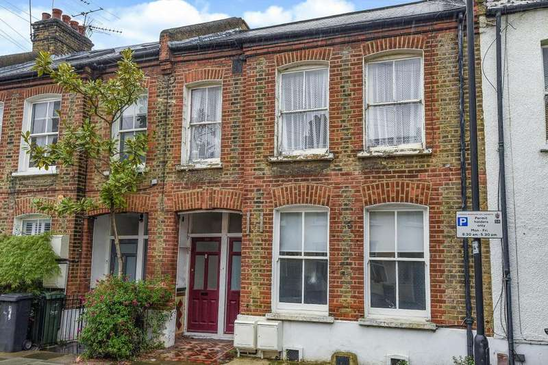 2 Bedrooms Flat for sale in Goldsboro Road, Vauxhall, SW8
