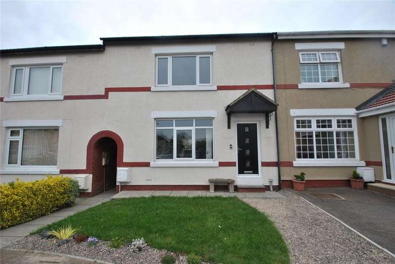 3 Bedrooms Terraced House for sale in Milton Close, Seaham, Co.Durham, SR7