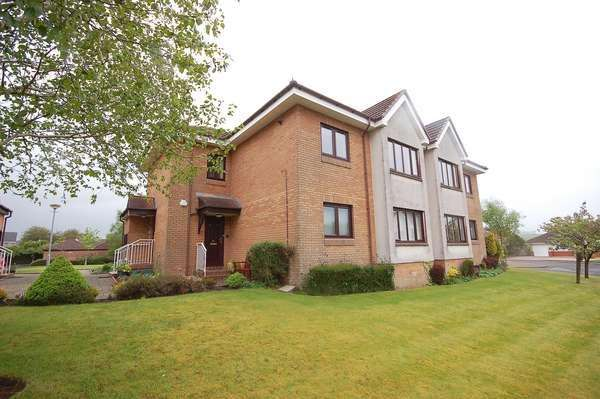 2 Bedrooms Flat for sale in 45 Fairfield Drive, Clarkston, Glasgow, G76 7YH