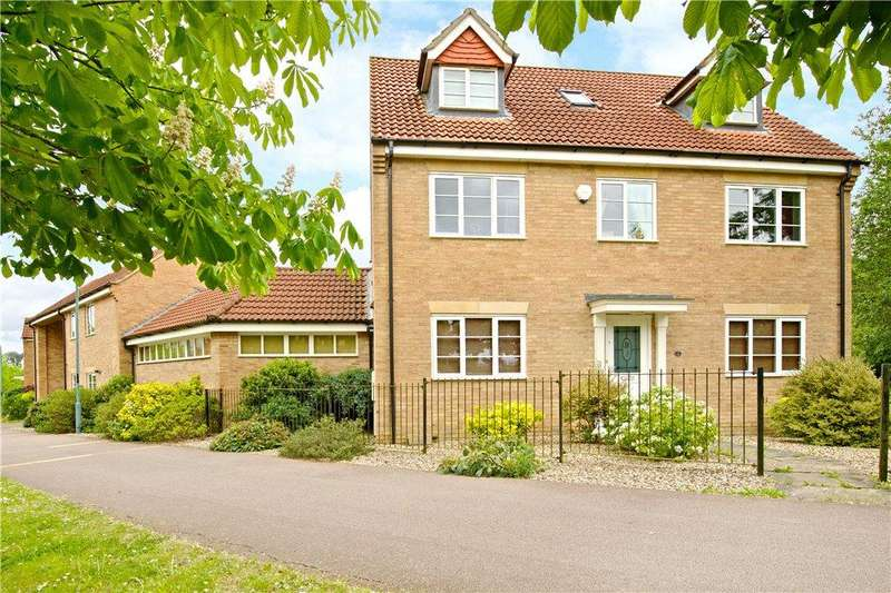6 Bedrooms Detached House for sale in Morland Drive, Grange Farm, Milton Keynes, Buckinghamshire