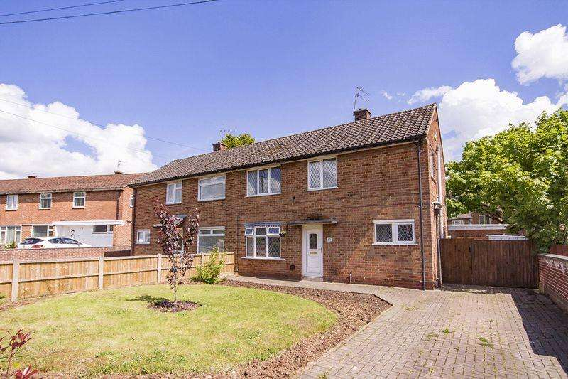 3 Bedrooms Semi Detached House for sale in REIGATE DRIVE, MACKWORTH