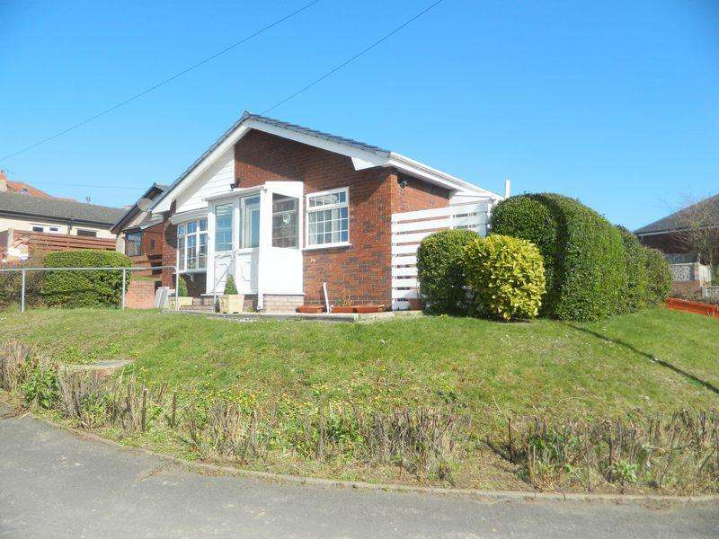 2 Bedrooms Detached Bungalow for sale in Graham Avenue, Prestatyn