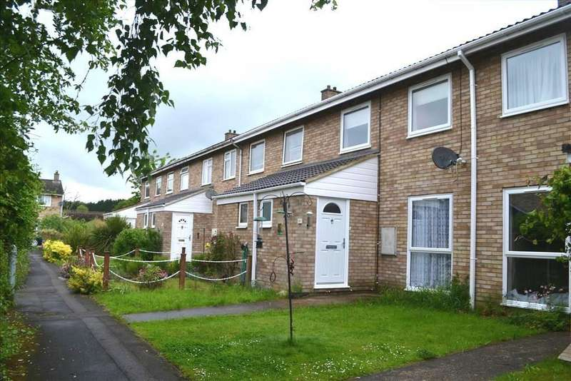 3 Bedrooms Terraced House for sale in Elizabeth Way, Gamlingay, SG19