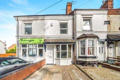 2 Bedrooms Terraced House for sale in Station Road, Wigston, Leicester, Leicestershire