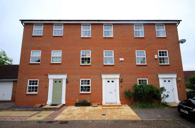 4 Bedrooms Terraced House for sale in Glossop Way, ARLESEY, SG15