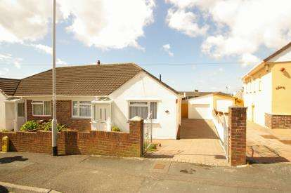 2 Bedrooms Bungalow for sale in Eggbuckland, Plymouth, Devon