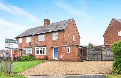 3 Bedrooms Semi Detached House for sale in Burlingham Avenue, Evesham, Worcestershire, .