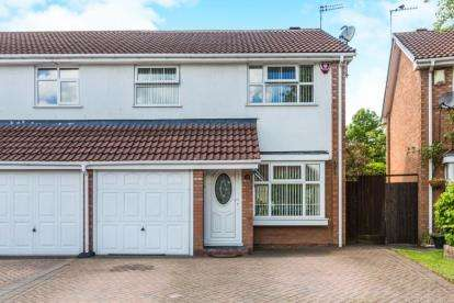 3 Bedrooms Semi Detached House for sale in Heycott Grove, Birmingham, West Midlands