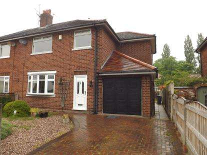 4 Bedrooms Semi Detached House for sale in Queens Crescent, Padgate, Warrington, Cheshire
