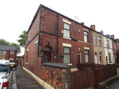 3 Bedrooms End Of Terrace House for sale in Walshaw Road, Bury, Greater Manchester, BL8