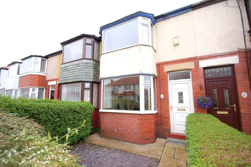 3 Bedrooms Terraced House for sale in Highbank Avenue, Blackpool