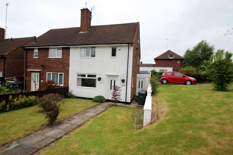 2 Bedrooms Semi Detached House for sale in Sedgehill Avenue, Harborne