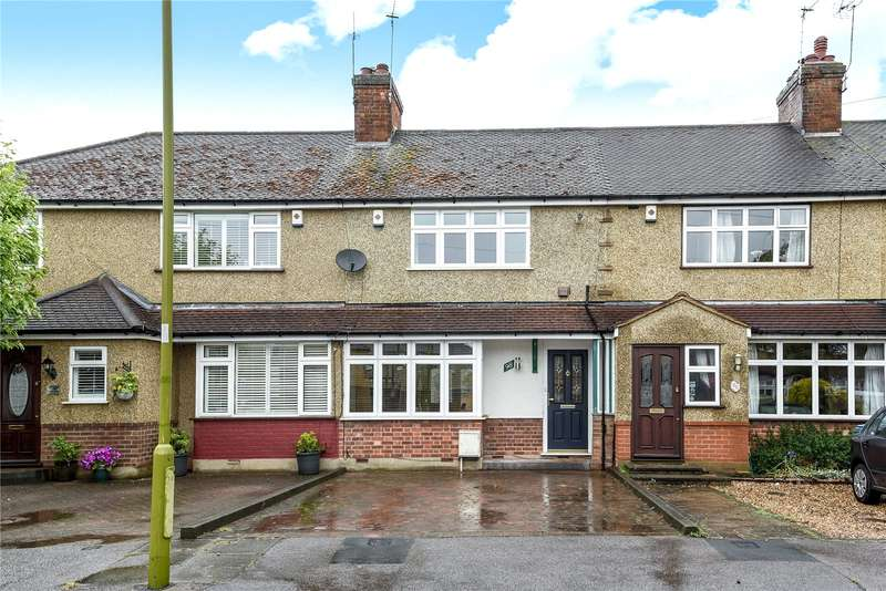 2 Bedrooms Terraced House for sale in Kingswood Road, Watford, Hertfordshire, WD25