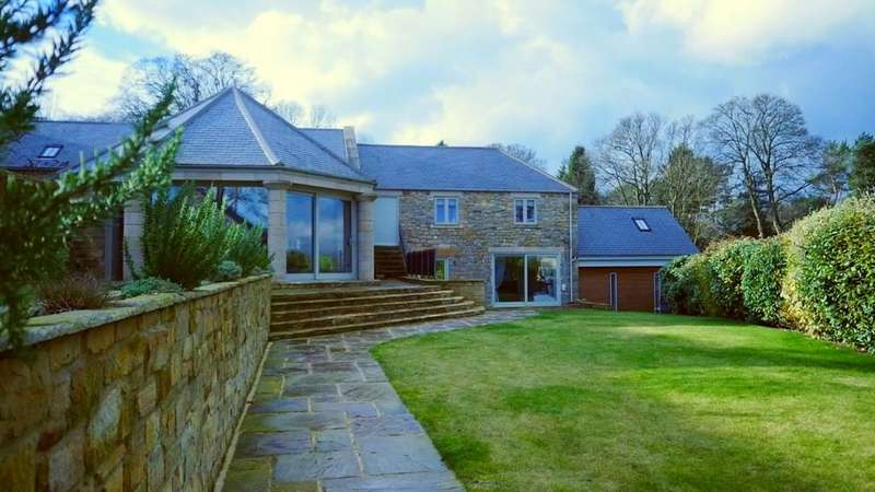 5 Bedrooms Barn Conversion Character Property for rent in High Callerton Farm, Ponteland NE20