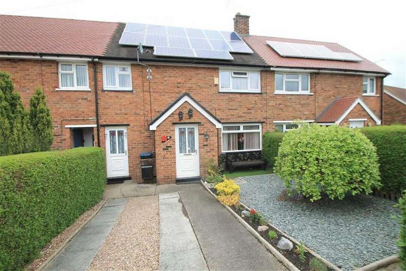 3 Bedrooms Terraced House for sale in Ffordd Llanerch, Penycae, Wrexham