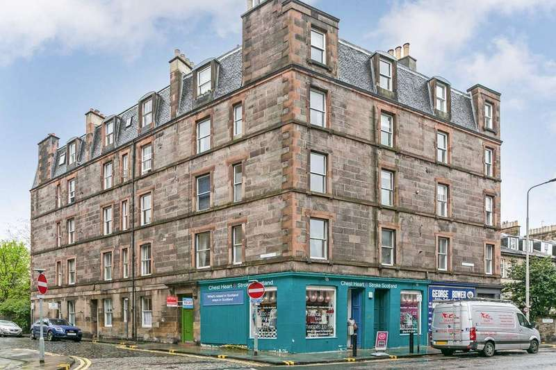 1 Bedroom Flat for sale in 10/3 Cheyne Street, Stockbridge, EH4 1JE
