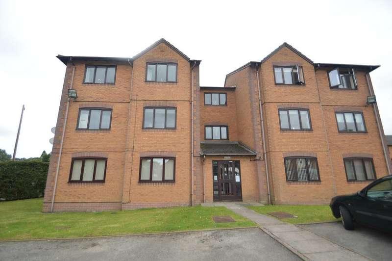 1 Bedroom Flat for sale in High Ridge Close, Aldridge WS9