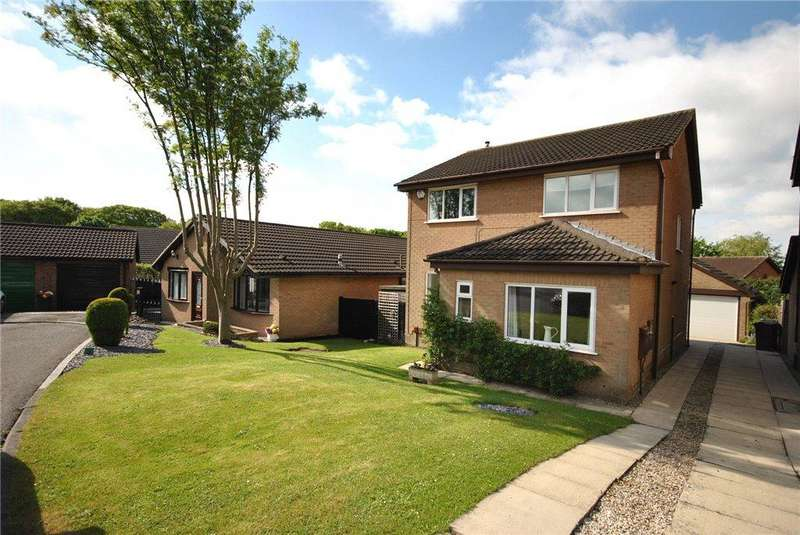 4 Bedrooms Detached House for sale in Haven Court, Cookridge, Leeds
