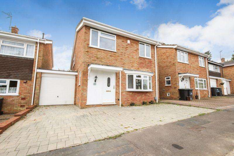 3 Bedrooms Detached House for sale in The Coppins, Ampthill