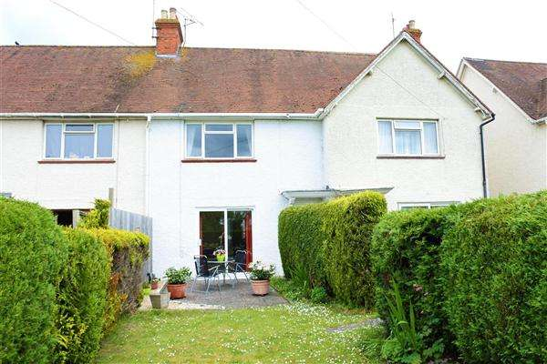 3 Bedrooms Semi Detached House for sale in Addison Terrace, Gillingham