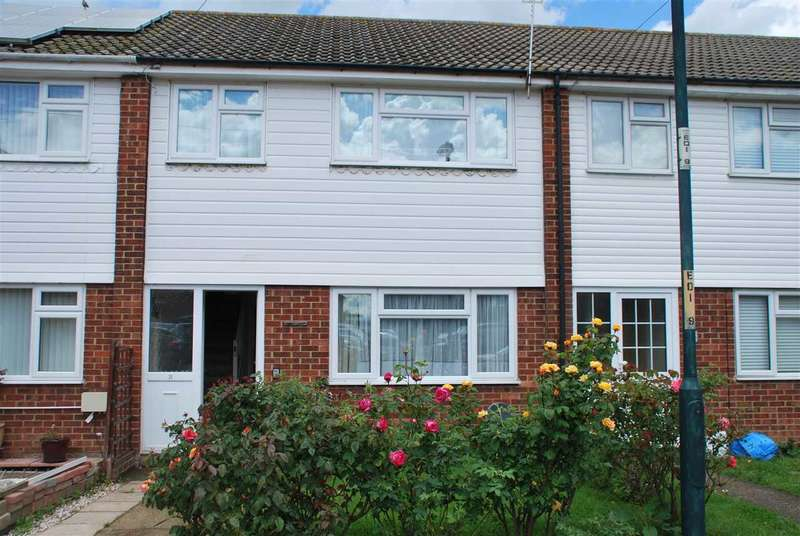 3 Bedrooms Terraced House for sale in EVEREST DRIVE, HOO ST WERBURGH