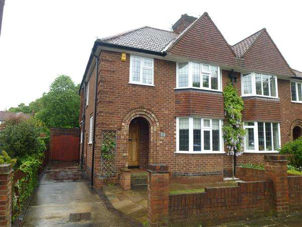 5 Bedrooms Semi Detached House for sale in Moorgate, York