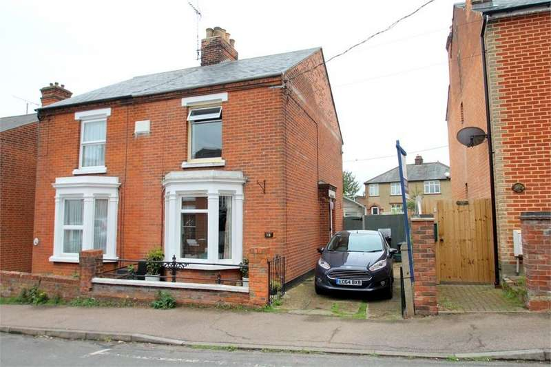 3 Bedrooms Detached House for sale in Regent Street, Rowhedge, Colchester, Essex