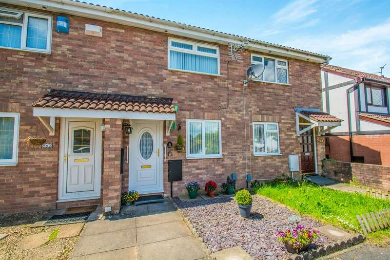2 Bedrooms Terraced House for sale in Traherne Drive, Cardiff