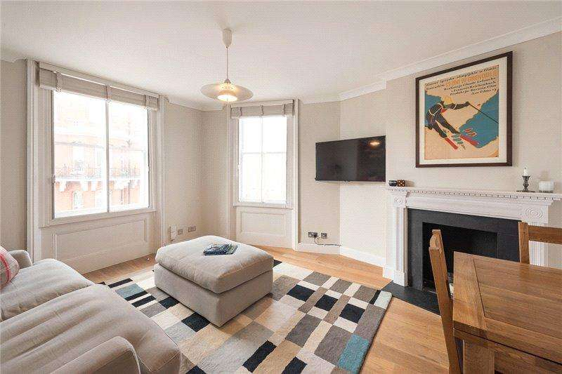 2 Bedrooms Flat for sale in Gloucester Road, London, SW7