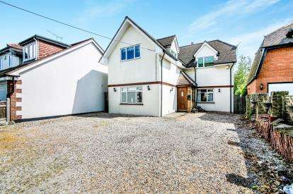 4 Bedrooms Detached House for sale in Runwell, Wickford, Essex