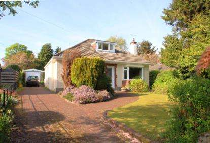 3 Bedrooms Bungalow for sale in Kilgraston Road, Bridge of Weir