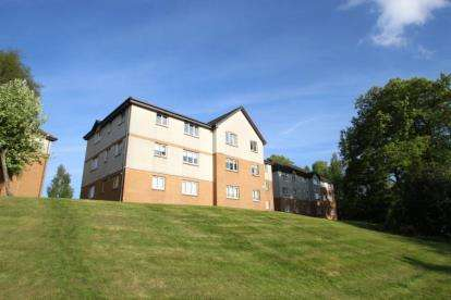2 Bedrooms Flat for sale in Arniston Way, Paisley