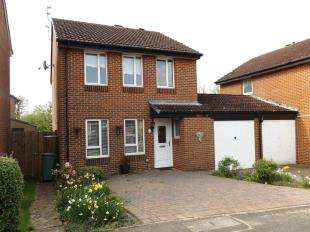3 Bedrooms Link Detached House for sale in Shelley Drive, Broadbridge Heath, Horsham, West Sussex
