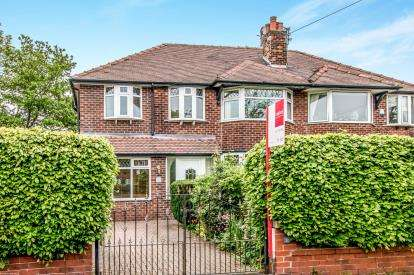4 Bedrooms Semi Detached House for sale in Broadway, Worsley, Manchester, Greater Manchester