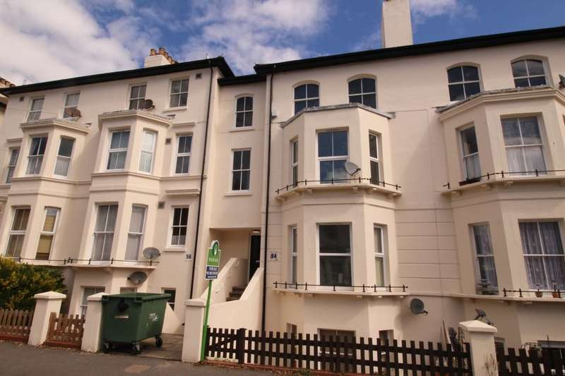 1 Bedroom Flat for sale in Cheriton Road, FOLKESTONE, CT20
