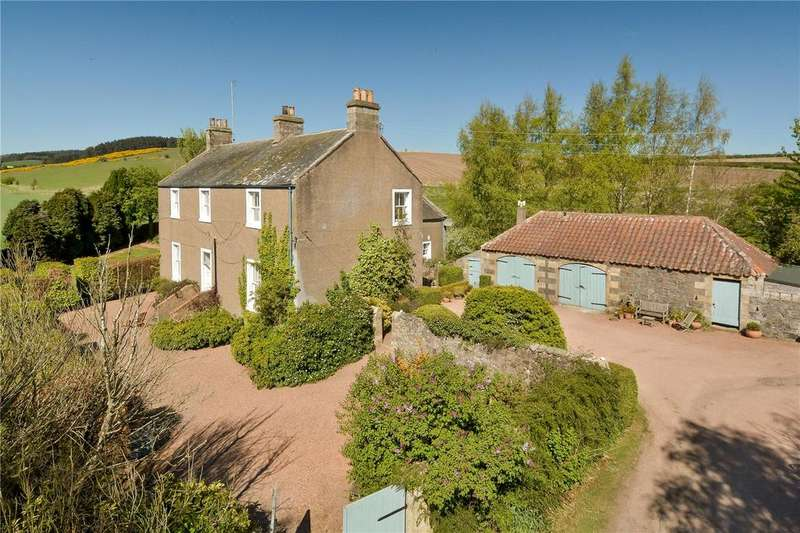 6 Bedrooms Unique Property for sale in Fincraigs House, Nr Kilmany, Cupar, Fife, KY15