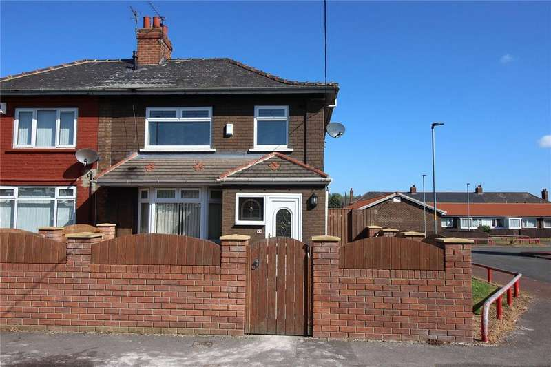 3 Bedrooms Semi Detached House for sale in Marshall Avenue, Middlesbrough